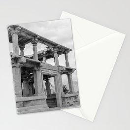 Hampi ruins Stationery Cards