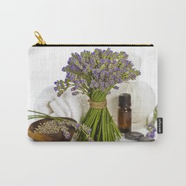 lavender spa Carry-All Pouch