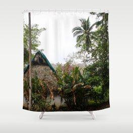 Dreamy Mexican Casa Shower Curtain