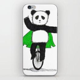 Panda Balancing Act iPhone Skin