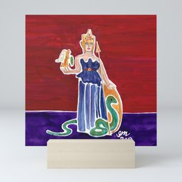 Athena Mini Art Print