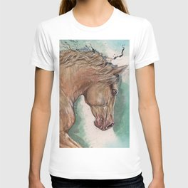 Cremello Horse T-shirt
