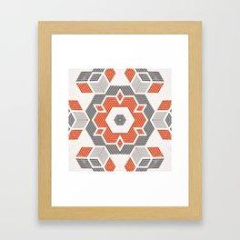 Kalei3 Framed Art Print