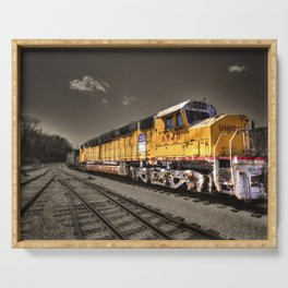 Union Pacific Centennial Serving Tray