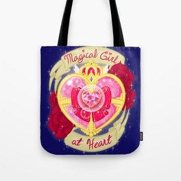 Magical Girl At Heart Tote Bag