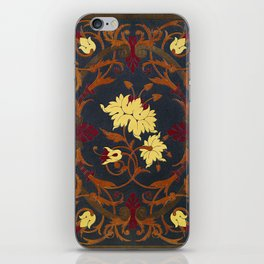Victorian Vines Book iPhone Skin