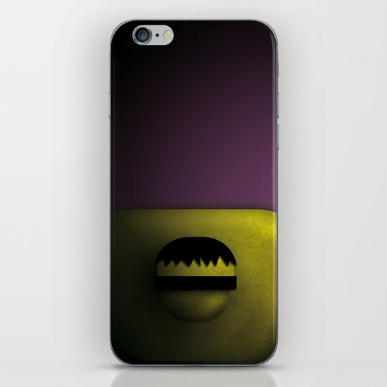 Smooth Heroes - Hulk iPhone & iPod Skin