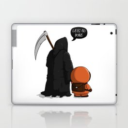Let's go home Laptop & iPad Skin
