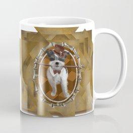 Steam Terrier Coffee Mug