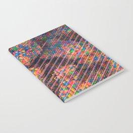 Explosive Popcorn Gum (Bigger) Notebook