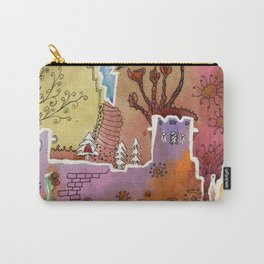 Oxford watercolor #1 Carry-All Pouch