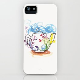 It's Tea-riffic! iPhone Case