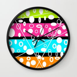 Get your GLO on! Wall Clock