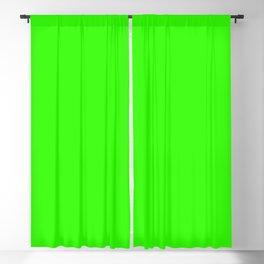 Chroma Key Green Blackout Curtain