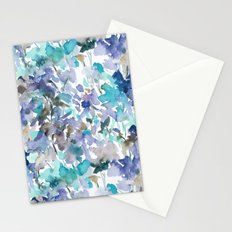 Local Color Blue Mint Stationery Cards