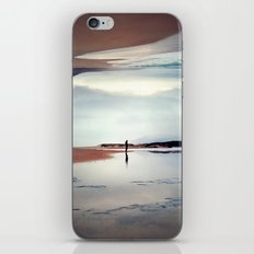 Ghost on the Shore iPhone Skin