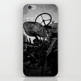 The Retired Seat iPhone Skin
