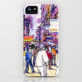 20161230 SSP HK 2 iPhone Case
