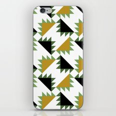 Desert Rose - By SewMoni iPhone Skin