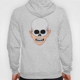 beardy skull Hoody