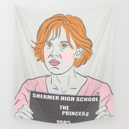 The Princess Wall Tapestry