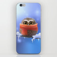 Little Owl iPhone & iPod Skin