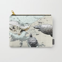 Turtle Caucus Carry-All Pouch