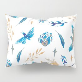 SILENCE THAT DREAMED OF BECOMING A SONG Pillow Sham