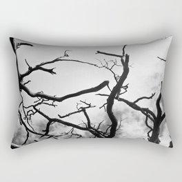 Spines of the Sky Rectangular Pillow