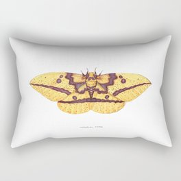 Imperial Moth (Eacles imperialis) Rectangular Pillow