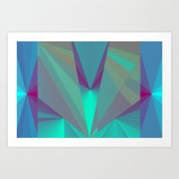 Dell notebook cover Art Print