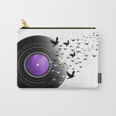 Doves Cry Record Carry-All Pouch