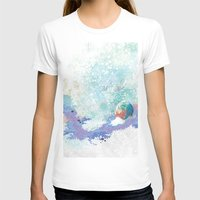 snail T-shirts featuring Snail by ARTION
