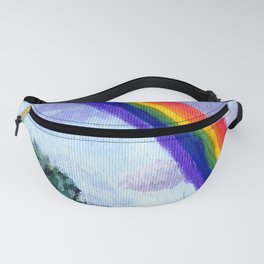 lillooet rainbow Fanny Pack