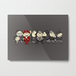 Red Dwarf Metal Print