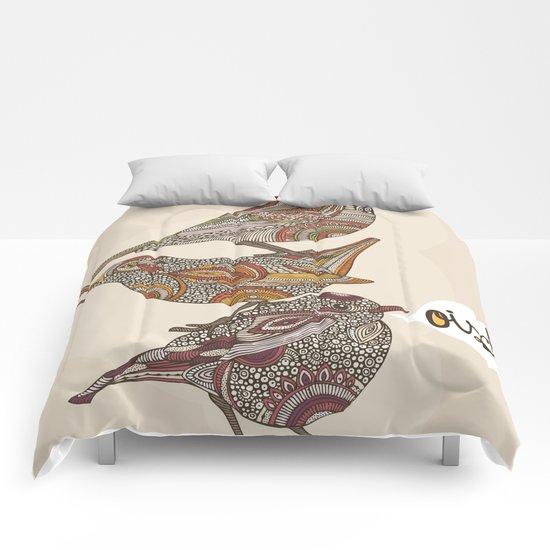 Oisch! Comforters