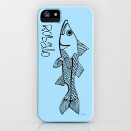 Robalo iPhone Case