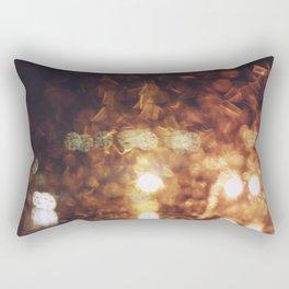 Mixed Light Rectangular Pillow