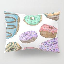 Mmm, Donuts Pillow Sham