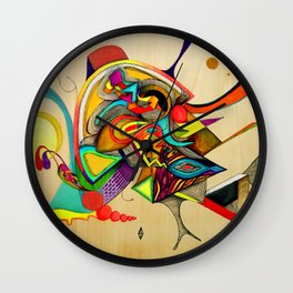 Pheonix Wall Clock