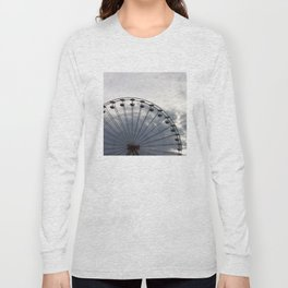Copenhagen ferris wheel Long Sleeve T-shirt