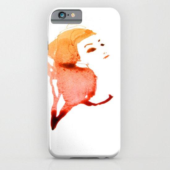 Orange iPhone & iPod Case