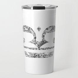 Mr. Buckingham Travel Mug