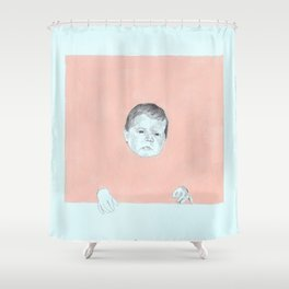 Baby Shower Curtain