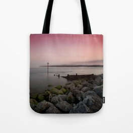 Exmouth evening Tote Bag