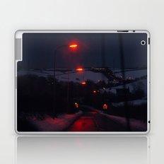 Lamps through Cabourne Laptop & iPad Skin