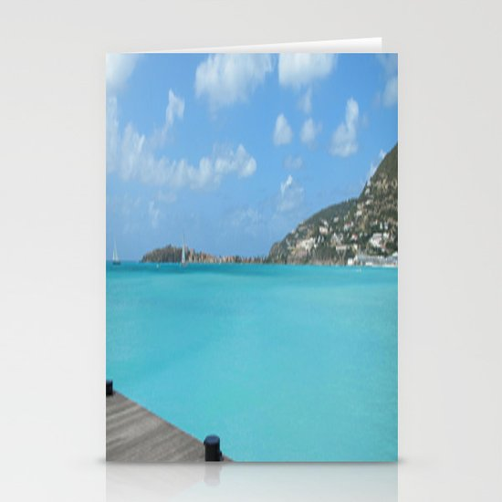 St. Maarten Stationery Cards