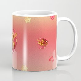Sea Valencia Apricot Coffee Mug