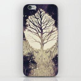 Forest Whisper (alt.) iPhone Skin