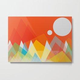 Landscape 102 Metal Print